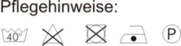1875//M Feldtmann Cordweste Webfell Größe M braun