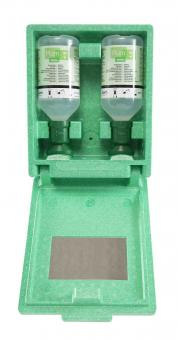 Eye Wash Station with Wall Mount