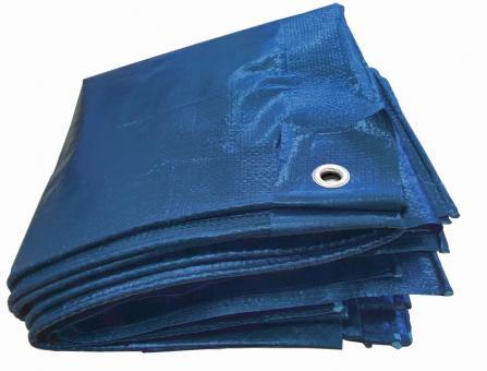 PE-tarpaulin   250g/m²   blue