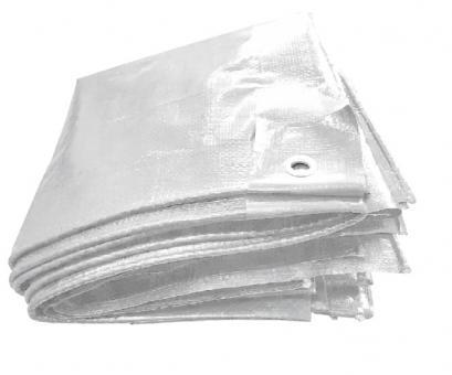 PE-tarpaulin   250g/m²   white