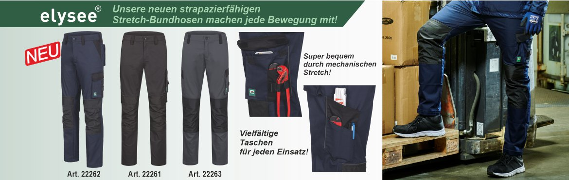 22261 Stretch Bundhose