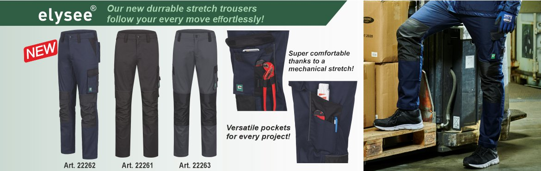 22261 Stretch Bundhose