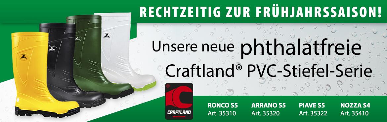 phthalat freie PVC Stiefel
